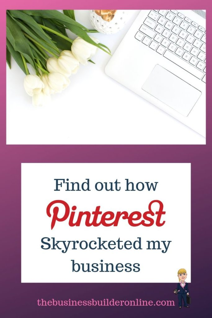 Click here to find out how Pinterest skyrocketed my business and how it can do the same for yours